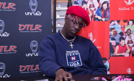 Lil Yachty Meet & Greet at DLTR Columbia Mall