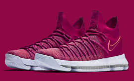 Nike KD 9 Elite Racer Pink Release Date Main 878639-666