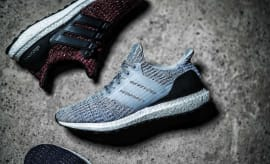 Adidas Ultra Boost 4.0 Grey/Blue Release Date Main