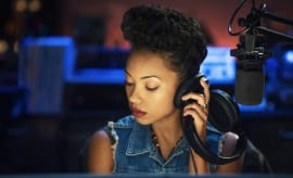 Logan Browning, 'Dear White People'