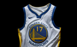 Nike Golden State Warriors Jersey