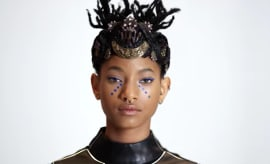 This is Willow Smith's Stance collection video.