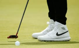 Jason Day Air Jordan 1 Golf Shoes (1)