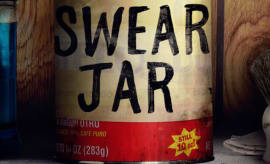 The swear jar from 'Luke Cage'