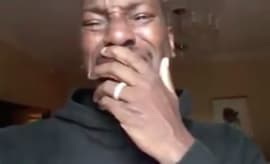 Tyrese posts video, shared by TMZ.