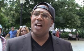 Master P talks to TMZ about his upcoming co-ed basketball league.