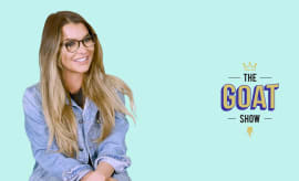 Emily Sears on The GOAT Show