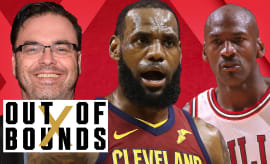 Guest Mauro Ranallo Talks LeBron Beasting in Another L, New Michael Jordan Doc | Out of Bounds