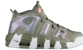 Nike Air More Uptempo Women's Dark Stucco Release Date Profile 917593-001