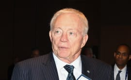 Cowboys owner Jerry Jones.