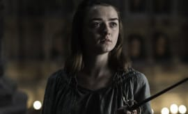 Arya Stark in 'Game of Thrones.'