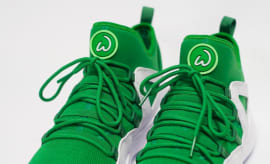 Mark Wahlberg Jordan Sneakers Formula 23 Green White