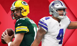 Aaron Rodgers Is Back; Dak Prescott Needs Zeke | Out Of Bounds