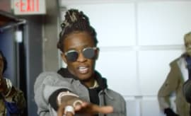 "Young Thug ""Guwop"" Video"