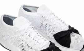 Comme des Garcons Nike Flyknit Racer Bow Tie