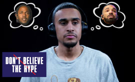 Don't Believe the Hype: Kendrick Lamar's 'Damn' vs. Drake's 'More Life'