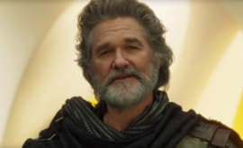 Kurt Russell as Ego the Living Planet in 'Guardians of the Galaxy Vol. 2'