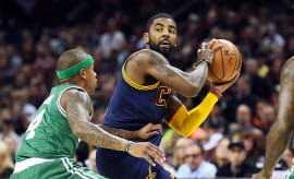 Kyrie Irving Isaiah Thomas Cavs Celtics 2016