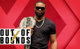 tyron woodley talks conor mcgregor dana white and future of ufc out of bounds