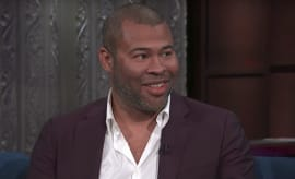 Jordan Peele on The Late Show with Stephen Colbert