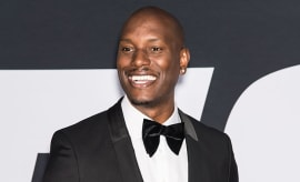 This is a photo of Tyrese.