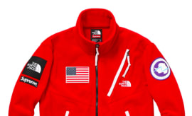 Supreme x The North Face Spring 2017 collaboration