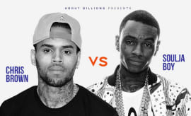 Chris Brown vs. Soulja Boy