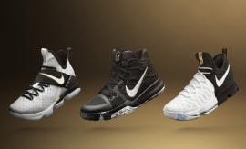 Nike BHM 2017 Sneakers