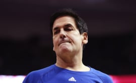 Mark Cuban realizing how bad the Mavericks are going to be this season.