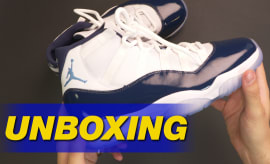 Air Jordan 11 'Win Like '82' Unboxing