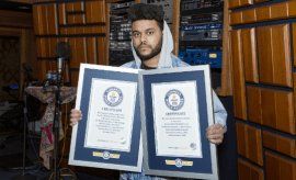 weeknd-guinness-record