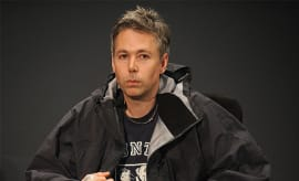 This is a photo of Adam Yauch.