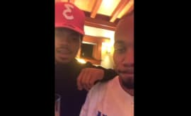 Chance the Rapper and Anderson .Paak