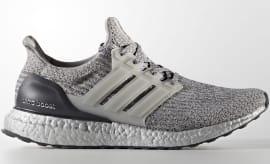 Silver Adidas Ultra Boost