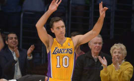 "Steve Nash Hints At Retirement: ""I Gave Everything I Possibly Could"""