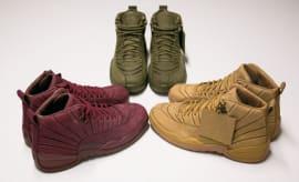 PSNY x Air Jordan 12 set