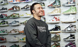 Pete Wentz Goes Sneaker Shopping With Complex | Sneaker Shopping