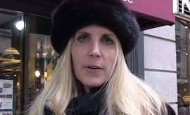 This a photo of Ann Coulter.