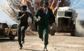 Seth Rogen in 'Green Hornet'