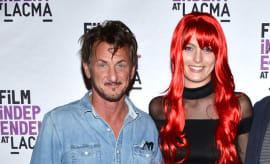 Sean Penn New Girlfriend