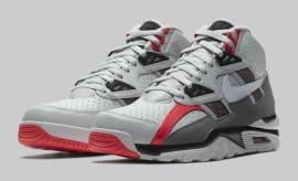 c978bb0608f Nike Air Trainer SC High Vast Grey Release Date 302346-020 Main