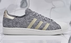 Adidas Superstar Boost Noble Metal Release Date Profile Background