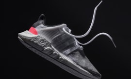 Adidas EQT Support 93-17 White Black Turbo Red Profile