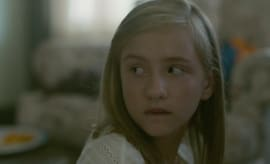 Young Angela in 'Mr. Robot'