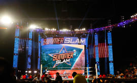 WWE SummerSlam Barclays Center 2015