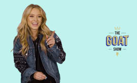 Zara Larsson Tells Us Which Harry Potter Star Glowed Up: The GOAT Show