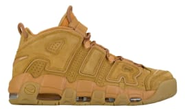 Nike Air More Uptempo Wheat Flax Release Date Profile AA4060-200