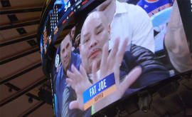 Fat Joe in Complex's Courtside Crews New York Knicks Episode