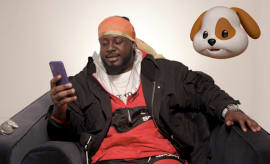 T Pain animoji
