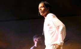 This is a photo of ASAP Rocky.